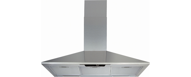 New Whirlpool Classic Chimney Hoods Create A Focal Point In Your Kitchen