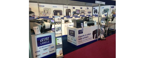 Tremendous Success for AM Labels at PPMA Show