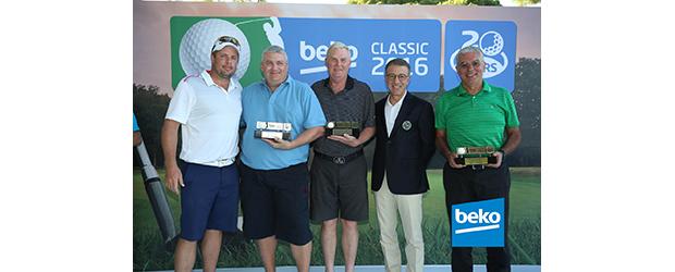 CIH Retailers' Achieve Victory at Beko Pro-Am Golf Tournament