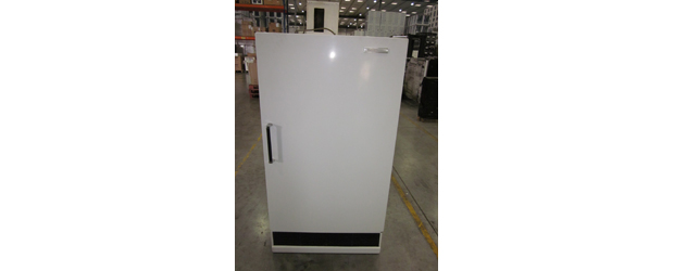 'Betsy' the trusty Whirlpool fridge freezer has retired after 43 years of service