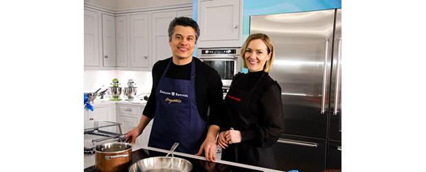 KitchenAid Supports Mereway Signature Launch