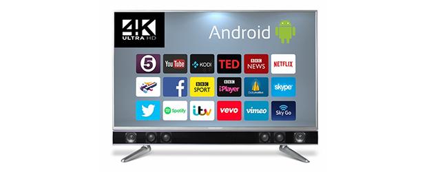 New Range of 4K UHD TVs from Euronics