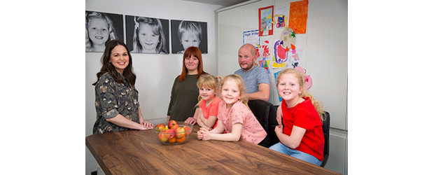 Families Take On The Housework Equality Challenge in Indesit's 'The Big Family Switch Up' Web Series