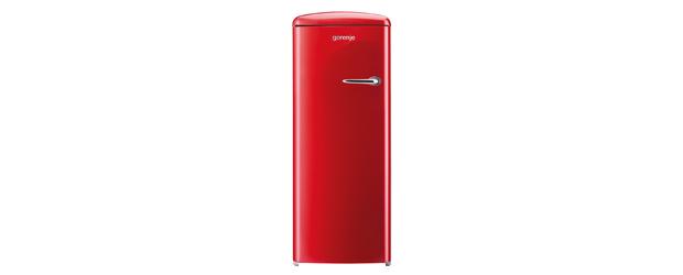 Gorenje expands Retro refrigeration range with left handed models