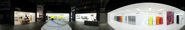 Gorenje launches striking new stand concept at IFA 2013