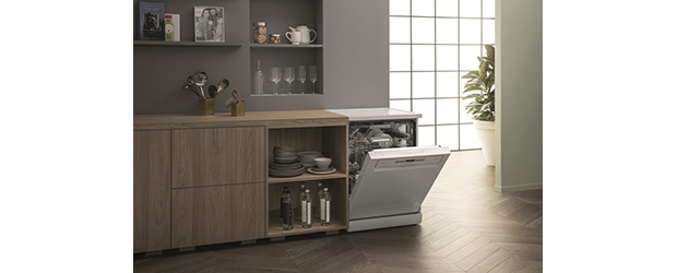 Hotpoint Launches Dishwasher Promotion