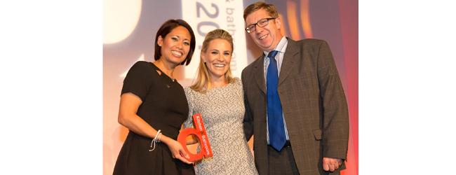 InSinkErator® Gets Gold For Innovation In Sustainability At Designer KB Awards 2014