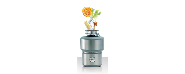 InSinkErator® Food Waste Disposers And Composting Collaborate In The Battle Against Food Waste