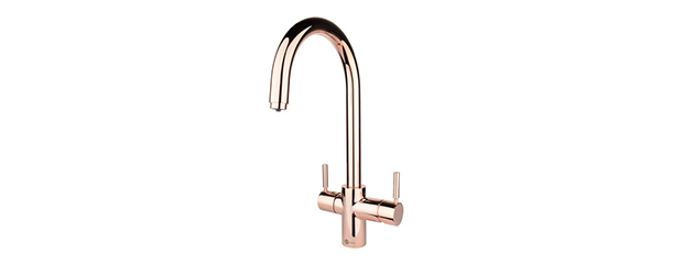 InSinkErator Launches Rose Gold Steaming Hot Water Tap