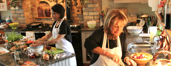Celebrated TV Chef Jenny Bristow and InSinkErator® Host Master Class Cookery Events