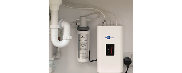 New and Improved Hot Water Tank from InSinkErator