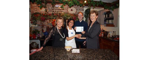 InSinkErator Dishes Up Seasonal Treats with Jenny Bristow