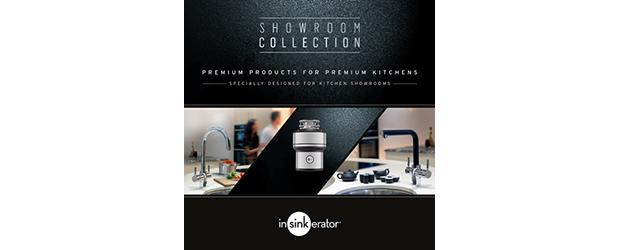 InSinkErator Presents New Showroom Collection Brochure