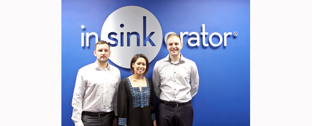 InSinkErator® Expand Marketing Team And Initiatives