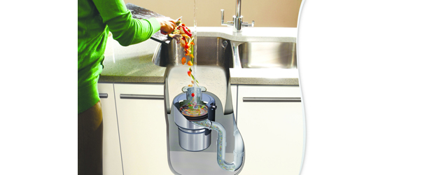 InSinkErator sorts the luxuries from the essentials