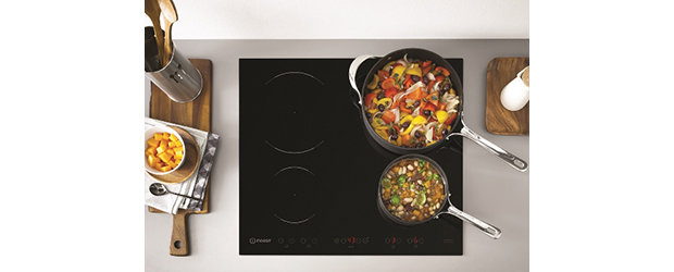 The Indesit Aria Induction Hob is the Ultimate Cooking Appliance for Busy Families
