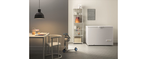 The New Indesit Chest Freezers Easily Adapt To Your Shopping Needs