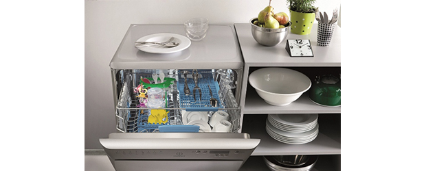 Indesit Launches New Dishwasher With BabyCare Cycle