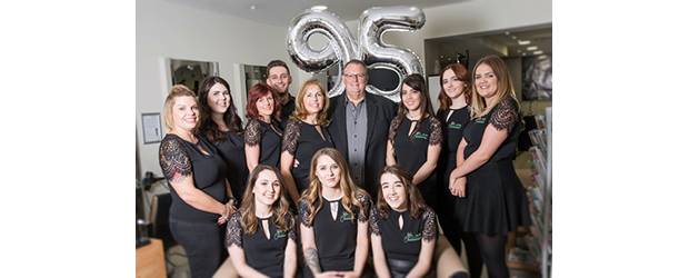 John Newman Hairdressing Celebrates 95 Years of Hairdressing