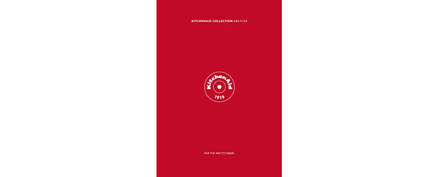 KitchenAid Produces New Major Domestic Appliance Brochure