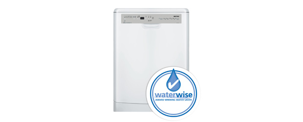 Maytag six litre dishwasher receives Waterwise Checkmark for outstanding water efficiency