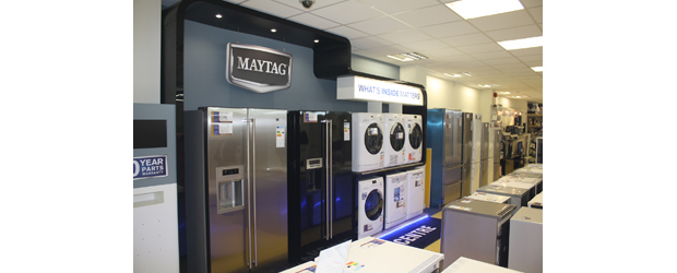 Maytag Launches New Premier Centres