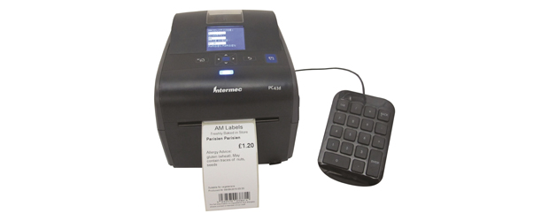 AM Labels Introduces Their Unique Stand-Alone Label Printing System