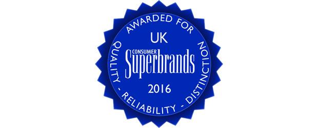Whirlpool Awarded Consumer Superbrands Status