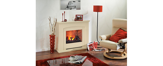 Dimplex launches new electric fireplace suite