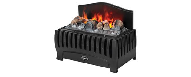 Dimplex launches realistic electric basket fire