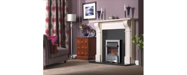 The Dimplex Whitmore electric fire