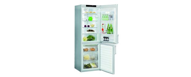 New Whirlpool fridge freezer is super cool