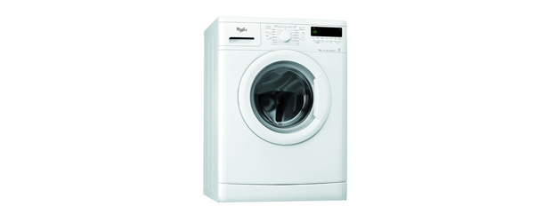 New Whirlpool washer large in capacity and low on energy