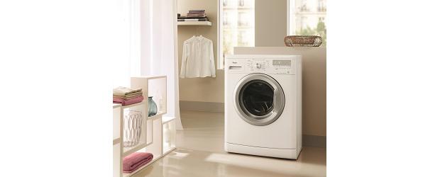 New Whirlpool Laundry Range Epitomises 'Infinite Care' Concept