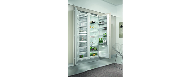 New Whirlpool Premium, Built-in,  Side-by-Side, Refrigeration Pair