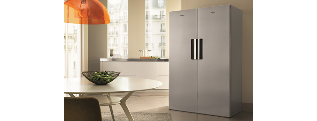 New Whirlpool Ireland Cooling Duo Adds Steel To Your Food Preservation