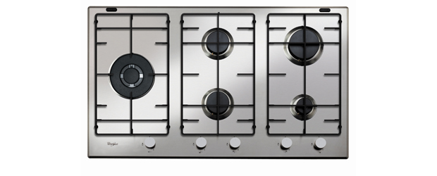 New Whirlpool hob offers the best of gas and wok cooking