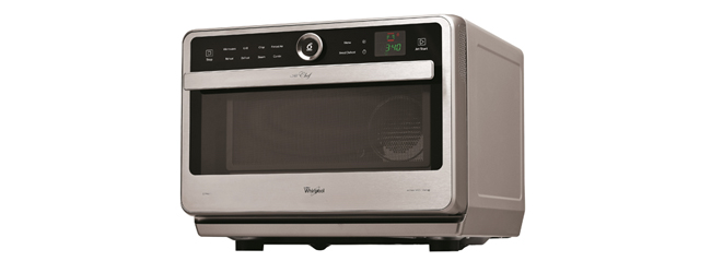 Whirlpool Launch New Jet Chef Microwave With New 'Absolute' Design
