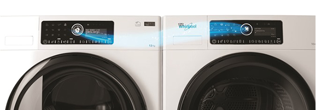 Whirlpool Live Laundry Pair Wins Get Connected Award