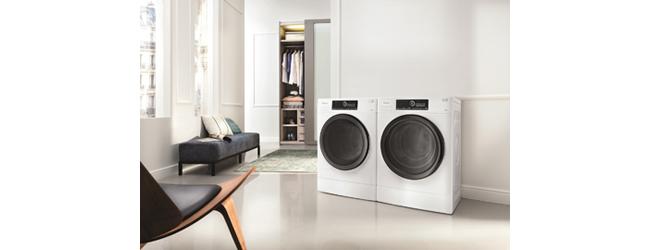 Whirlpool Launches Award Winning  Supreme Care Laundry Range