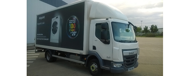 Whirlpool UK Appliances Limited Invests in Logistics to Benefit Retailers