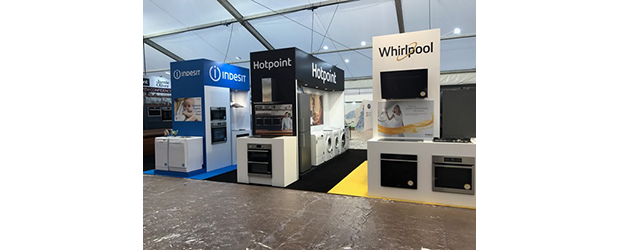Whirlpool UK Appliances Wins Stand of the Year at Sirius Show