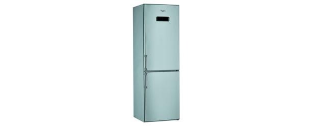The Whirlpool Fresh Control Fridge Freezer Keeps Your Food Fresher For Longer