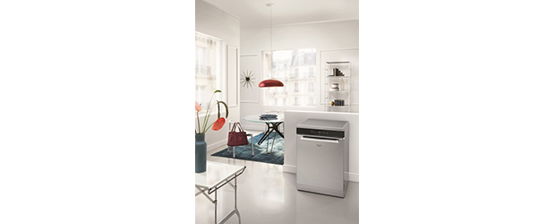 Whirlpool Dishwasher Uses Just Six Litres of Water