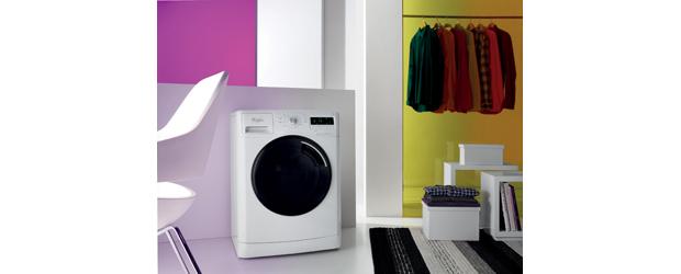 The grass is greener – so is new Whirlpool washing machine