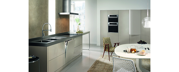 Elegant Living is Easier with New Built-in Cooking from Whirlpool