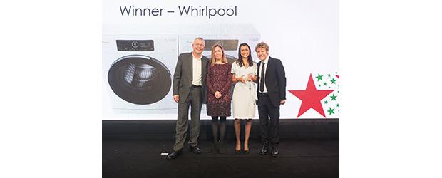 Whirlpool Wins ek&bbusiness Award for Appliance Innovation